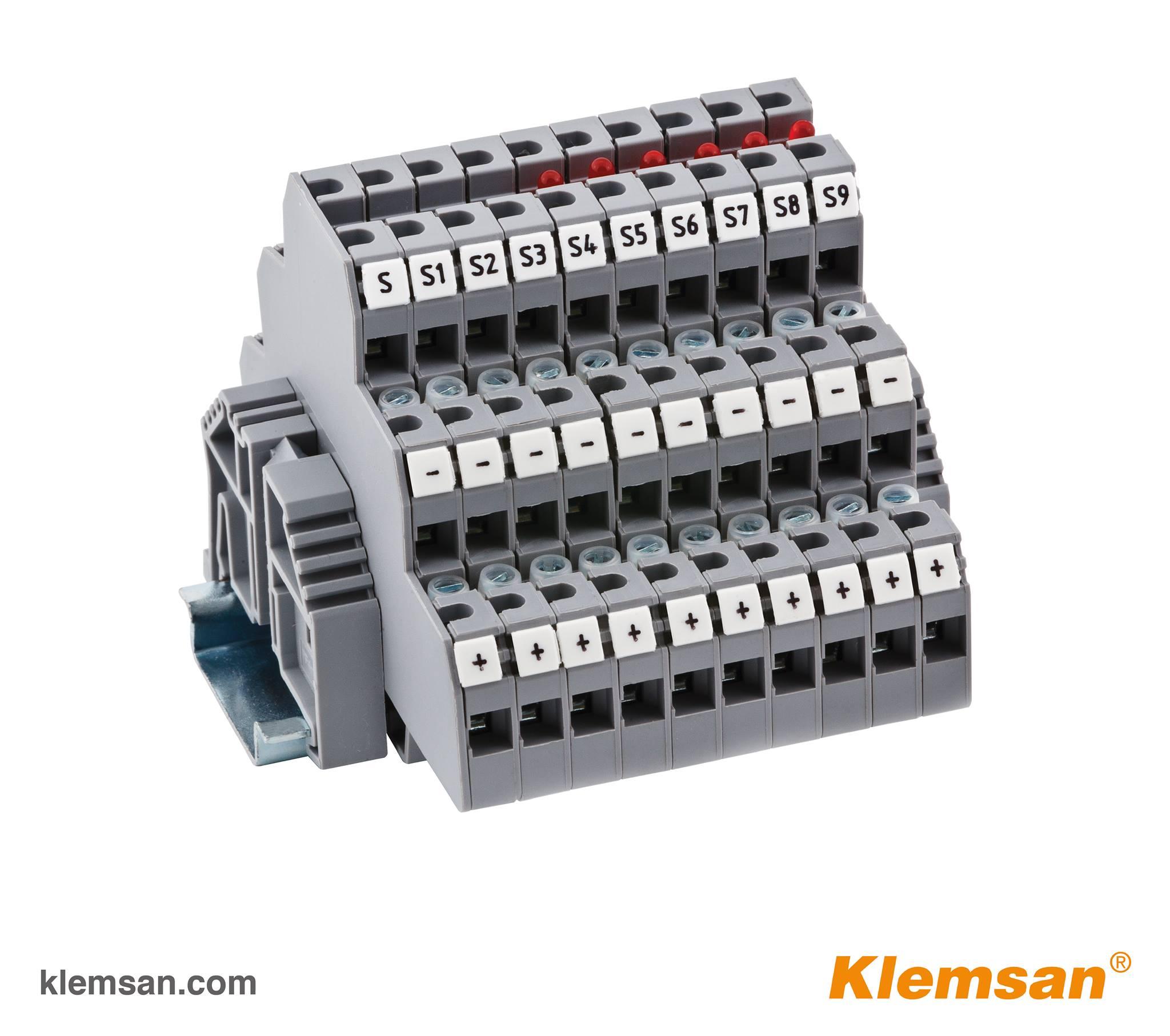 PIK, PUK - Multilevel / Sensor Terminals