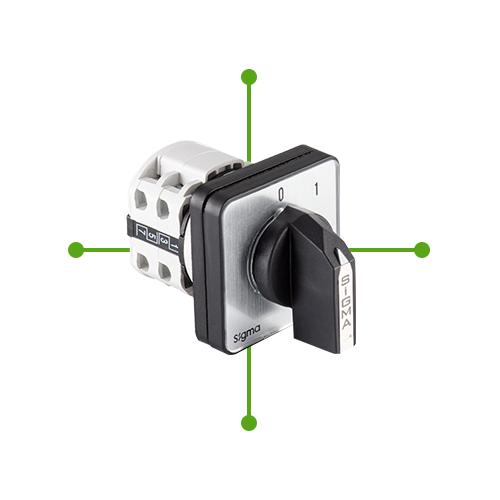 Rotary Cam Switches ( Công tắc chuyển mạch)
