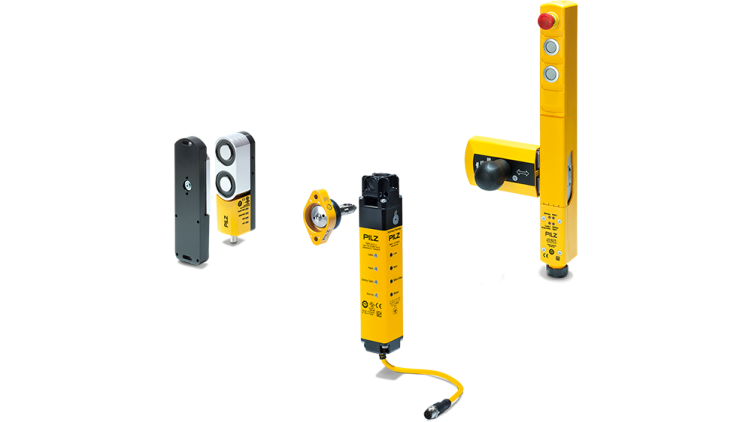 Safety gate systems