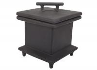 3331-000-0300 - 420x420x500 Mobilbox (Black)