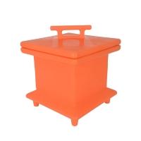 3331-000-2300 - 420x420x500 Mobilbox (Orange)