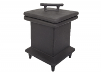 3332-000-0300 - 420x420x600 Mobilbox (Black)