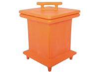 3332-000-2300 - 420x420x600 Mobilbox (Orange)