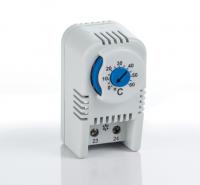 Bộ ổn nhiệt Thermostat Plastim cho quạt hút tủ điện PTVT