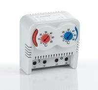 Bộ ổn nhiệt Thermostat Plastim kép PTHVT