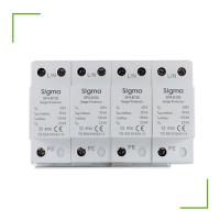 LV Surge Protection Devices ( Thiết bị chống sét lan truyền )